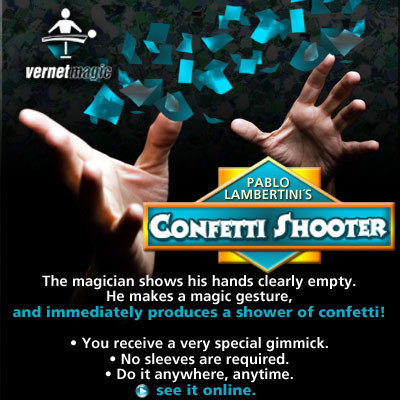 Confetti Shooter vernet