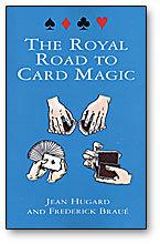 Royal road to card magic boek