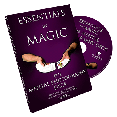 Essentials in Magic Mental Photo - DVD