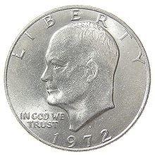 Dollar Eisenhower