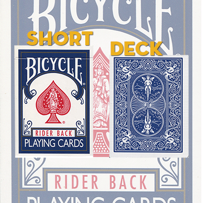 Bicycle short deck blauw