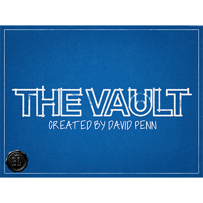 The Vault (DVD and Gimmick) by David Penn