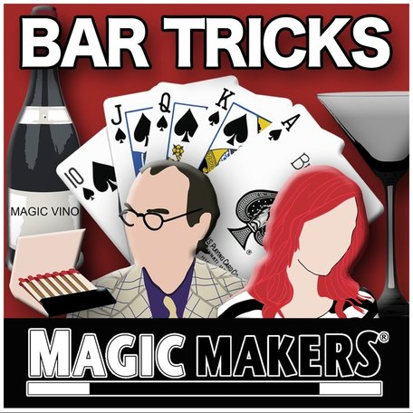 Bar tricks, DVD
