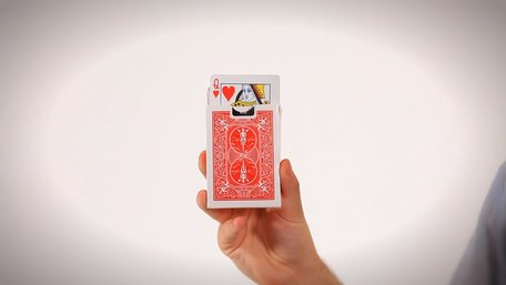 Rising card