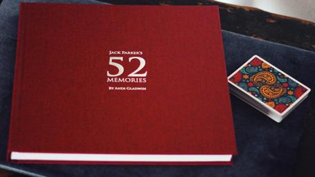 52 Memories book (retrospective edition) - Andi Gladwin en Jack Parker