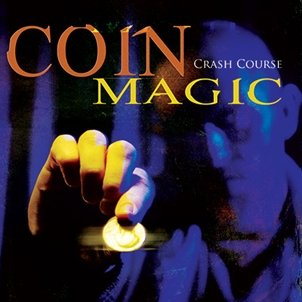 Crash course coin magic DVD