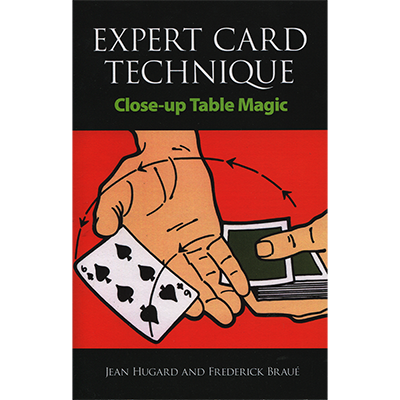 Expert Card Technique boek