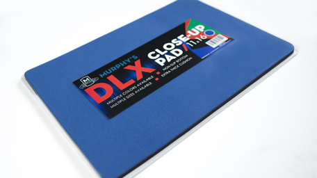 Deluxe Close-Up Pad 28x40 blauw