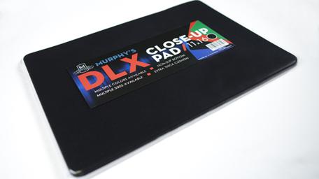 Deluxe Close-Up Pad groot 40x60 zwart
