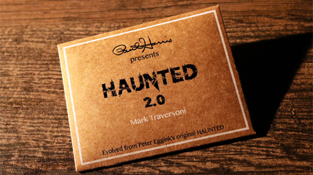 Haunted 2.0 by Mark Traversoni and Peter Eggink