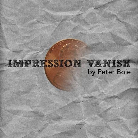 Impression vanish by Peter Boie