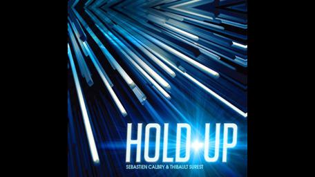 HOLD UP by Sebastien Calbry