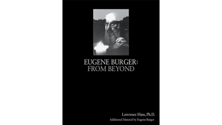 Eugene Burger: From Beyond by Lawrence Hass and Eugene Burger book