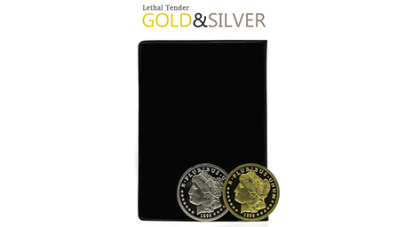 Lethal Tender (Gold & Silver) by Neo Inception