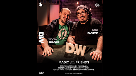 D & W (Dani and Woody) by Grupokaps DVD
