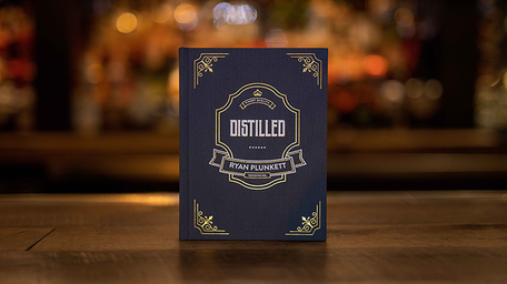 Distilled book by Ryan Plunkett