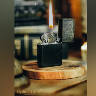 Limited Edition Light It Up X Alligator Black