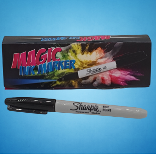Magic Ink Marker - prank