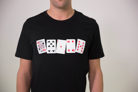 Mindf*ck: The Card Mindreading T-shirt