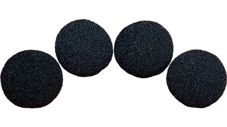 Sponsballen SS 1,5 inch zwart