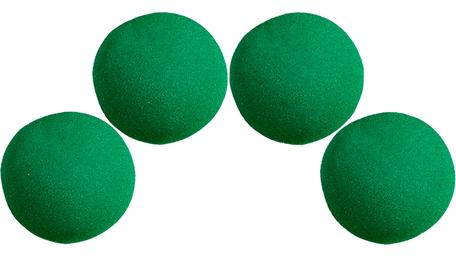 Sponsballen HD UltraSoft 1,5 inch groen