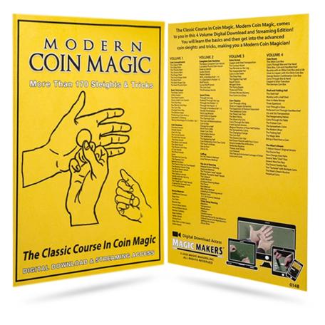 Modern coin magic download set