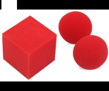 Spongeball to square