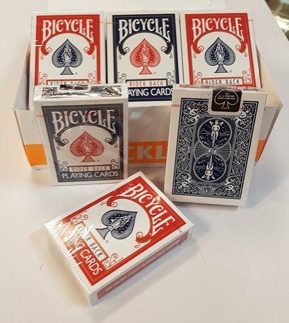Bicycle kaarten doos / brick 12 pack