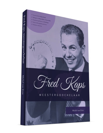 Fred Kaps Meestergoochelaar boek