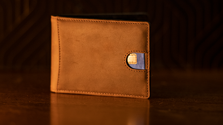 FPS Wallet Brown by Magic Firm