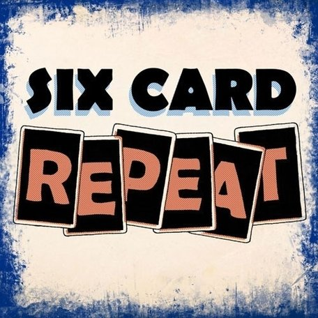 Bicycle Six card repeat