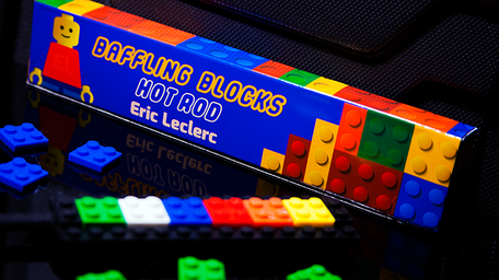 Baffling Blocks by Eric Leclerc
