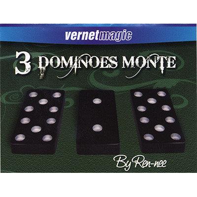 3 Dominoes Monte by Vernet