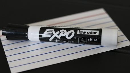 Acro Index Dry Erase by Blake Vogt