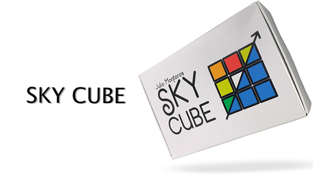 SKY CUBE by Julio Montoro