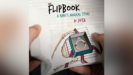 FLIP BOOK by JOTA