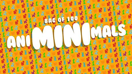 Animinimals refill (100st) by Billy Damon