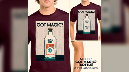 3DT / Got Magic by JOTA
