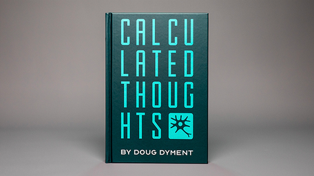 Calculated Thoughts boek by Doug Dyment