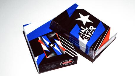 All Star Speelkaarten by Gemini