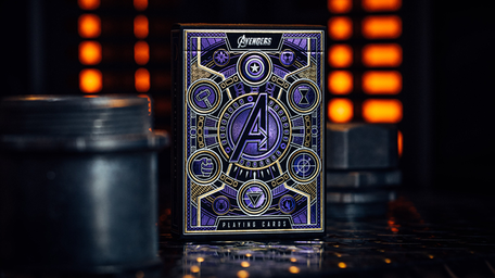 Avengers: Infinity Saga Playing Cards by theory11