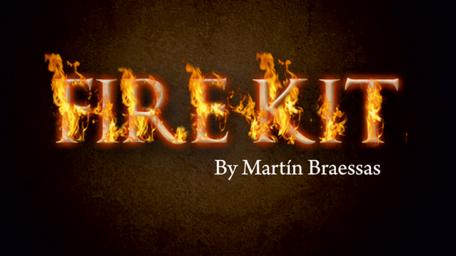 Fire Kit by Martin Braessas