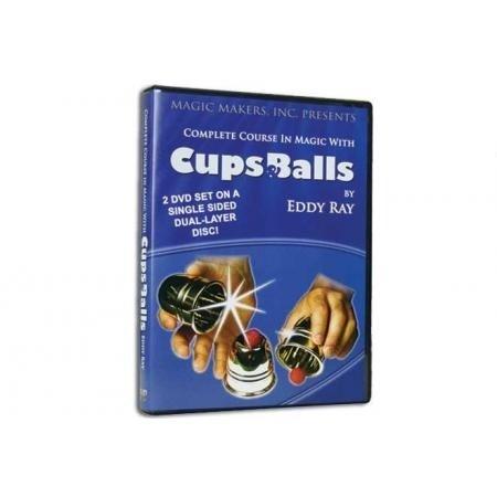 Cups & Balls DVD