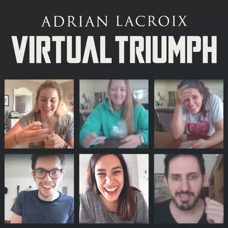 Virtual Triumph by Adrian Lacroix