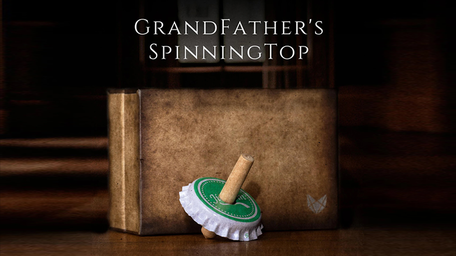 Grandfather's Top by Adam Wilber and Vulpine Creations