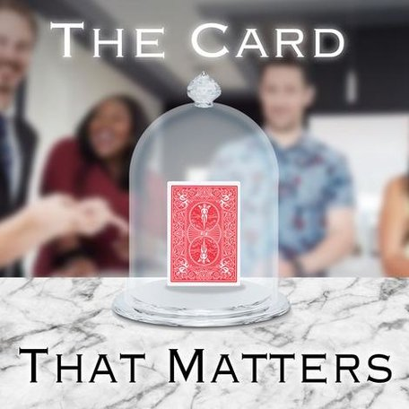 The card that matters - Rick Lax