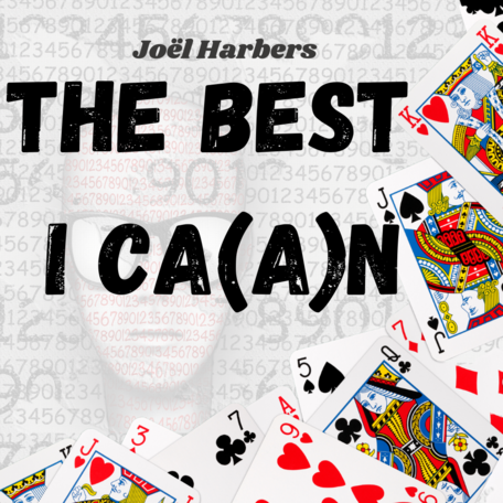 The best I Ca(a)n by Joel Harbers (instant download)