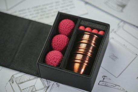Mini Cups and balls - TCC