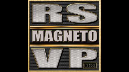 RSVP BOX HERO (Magneto) by Matthew Wright