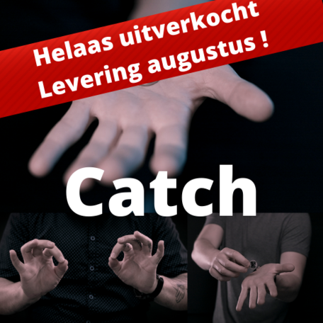 PRE-ORDER (aug 2021) - Catch by Vanishing Inc
